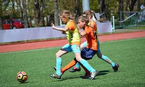 2017 m. LMFA mergaičių čempionatų 2 ir 3 turų rezultatai