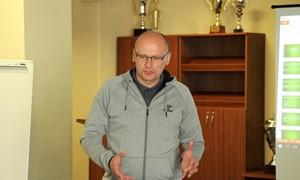 Surengti UEFA mokymai trenerių instruktoriams