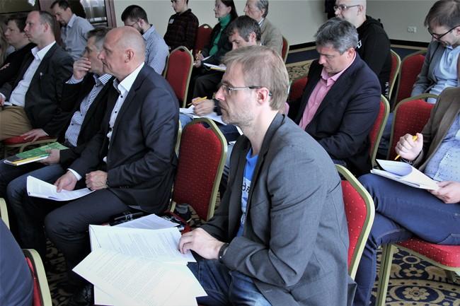 Antrajame forume aptarė įvykusius ir siūlomus valdymo pokyčius