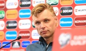 """E. Jankauskas: """"Sėkmė mums nesišypsojo"""""""