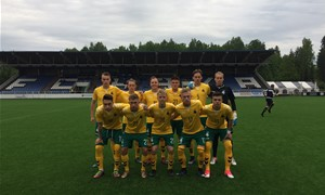 Baltijos taurėje pasiekė pergalę prieš suomius