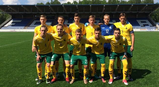 U-19 rinktinė pradėjo paskutinę stovyklą prieš Europos čempionato atranką