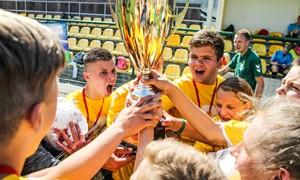 """Sugrįžta masiškiausios Baltijos šalyse """"Golo"""" žaidynės"""