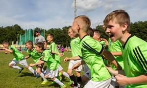 """Kaune vyko masinis """"Kaunas City Cup 2017"""" vaikų futbolo turnyras"""