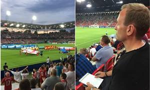 Įvertino būsimus varžovus ir elitinio futbolo tendencijas
