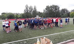 Panevėžyje vyko tarpgatvinės futbolo varžybos