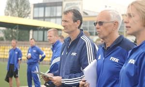 Jaunimo treneriams – Europos čempiono patarimai