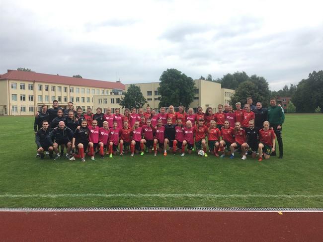 WU-17 rinktinė dalyvaus Baltijos taurėje