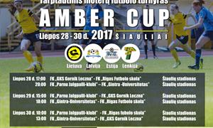 Savaitgalį Šiauliuose – tarptautinis moterų futbolo turnyras