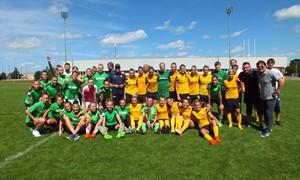 """GKS """"Gornik"""" triumfavo turnyre Šiauliuose"""