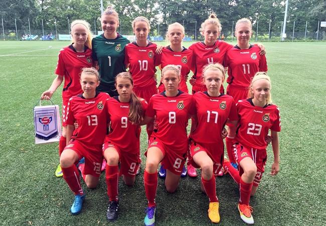 Gins Baltijos taurės nugalėtojų vardus