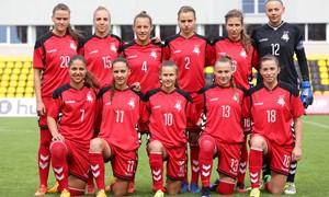 Moterų rinktinė Moldovoje sužais dvejas rungtynes