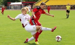 Lygiųjų su Latvija nepakako pergalei turnyre