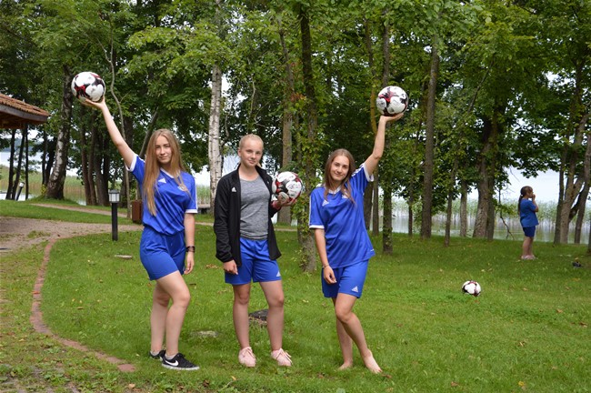 Meilė futbolui – visam gyvenimui