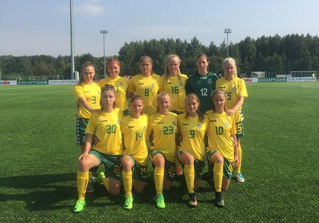 Turnyrą Baltarusijoje pradėjo nesėkme