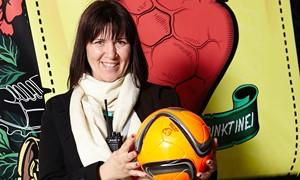 In memoriam: Lietuvos futbolo dama