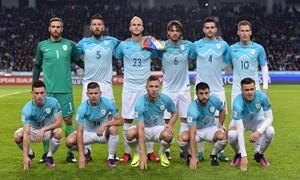 Slovėnijos rinktinė: elitinė patirtis ir šviežias kraujas