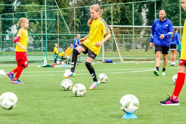Europos futbolo savaitės metu – renginiai įvairiuose Lietuvos regionuose