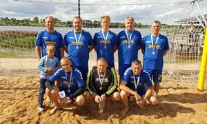"""""""Narjanta"""" triumfavo Utenos apskrities paplūdimio taurės varžybose"""
