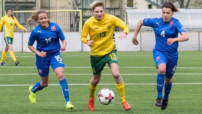 Alytuje ir Marijampolėje vyks WU-19 atrankos turnyras