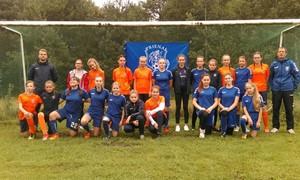 2017 m. LMFA mergaičių čempionatų 8 turo rezultatai
