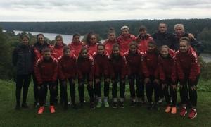 WU-19 rinktinė ruošiasi Europos čempionato atrankai
