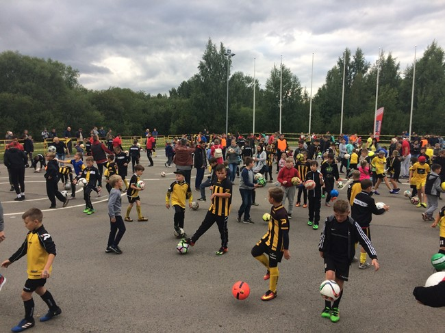 Šiauliai kiek neįprastu būdu įėjo į Lietuvos futbolo istoriją