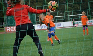 2017 m. LMFA mergaičių čempionatų 12 turo rezultatai