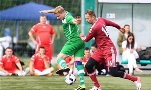 Futbolo turnyre Vilniuje kovojo per 100 teisininkų iš 5 valstybių