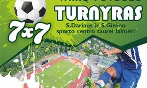 Skelbiama registracija į vaikų turnyrą Kaune
