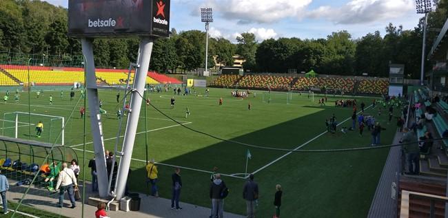 """Praūžė """"Vilnius Cup 2017"""" turnyras"""