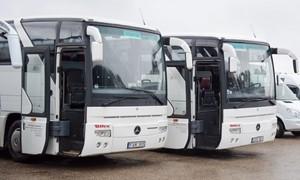 Į taurės finalą – pigesnė ir patogesnė kelionė autobusu