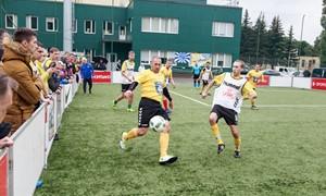 Kovojančius prieš priklausomybes subūrė futbolas