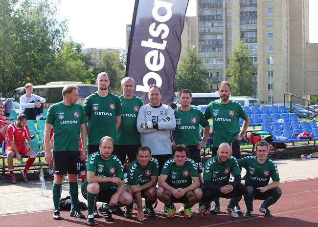 Tarptautinį žurnalistų turnyrą Druskininkuose laimėjo kaimynai