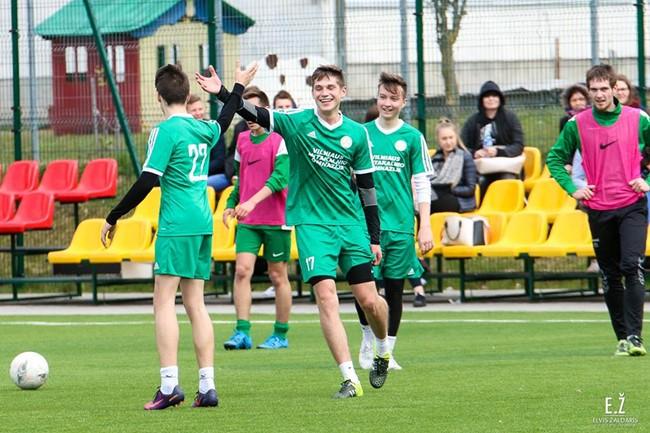 Startuoja Vilniaus gimnazistų čempionatas