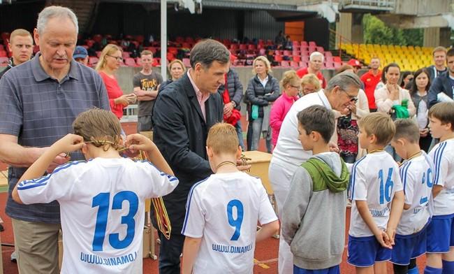 Naujas projektas – LVJFA taurės turnyras Vilniaus regiono komandoms