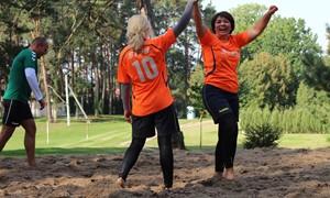 Kačerginėje vyko profesijų futbolo šventė