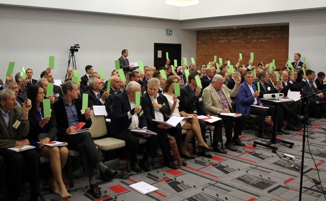Konferencijoje – nauji LFF nariai ir rinkimai