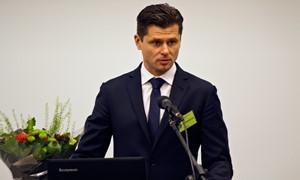 LFF prezidentu išrinktas T. Danilevičius
