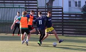 Tauragėje – futbolo turnyras Mokytojų dienai paminėti