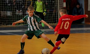 Startavo mokinių mažojo futbolo čempionatas