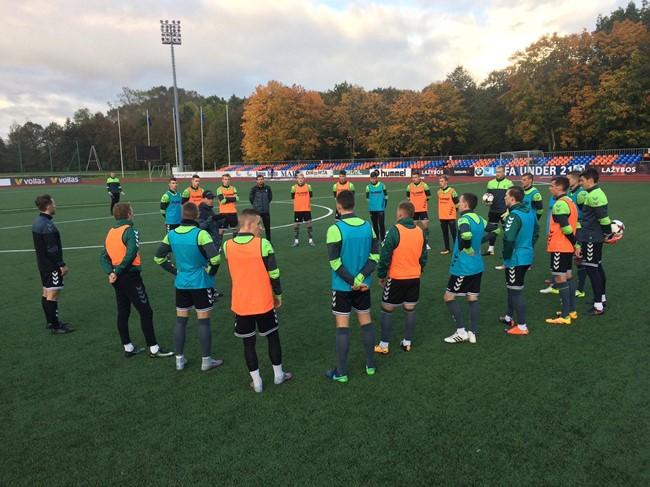Lietuvos ir Lenkijos jaunimas stos į kovą Gargžduose