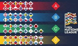 Lietuvos rinktinė – UEFA Tautų lygos C divizione