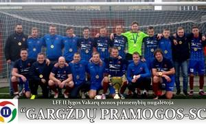 Finišavo LFF II lygos Vakarų zonos pirmenybės