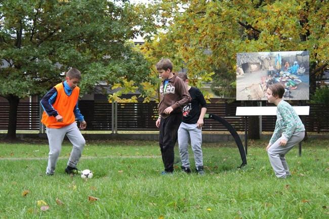 Šiaurietiškas ėjimas, futbolas – puikus laisvalaikis Kačerginėje