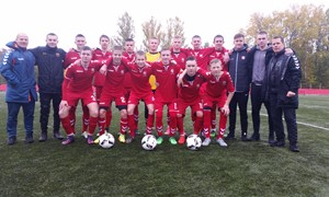 Panevėžiečiai užsitikrino EJL U17 čempionų titulą