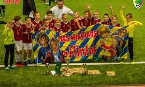 """Triumfavo Vilniaus FM ir FA """"Žalgiriečio"""" vaikai"""
