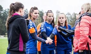 Moterų I lygos finalas įvyks Ukmergėje