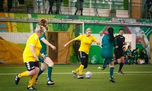 Paminėjo moterų futbolo atgimimo 30-metį