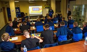 Futsal teisėjai gilino žinias FIFA kursuose